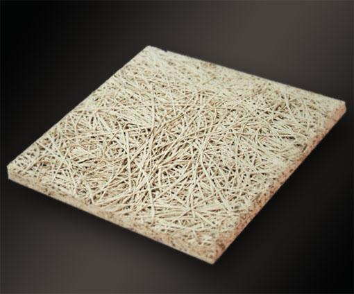 木丝纤维吸音板