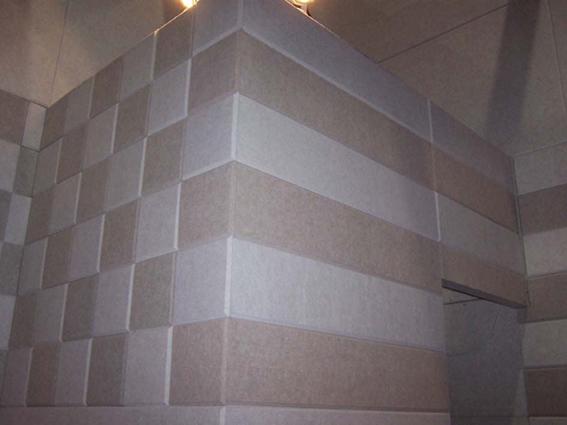 聚酯纤维吸音板墙面安装方法- 吸音板 吸音材料 吸音