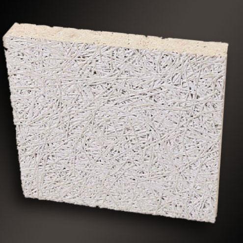 木丝吸音板背景墙