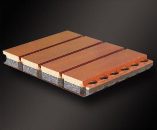 陶铝复合吸音板