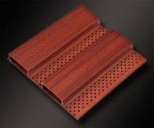 防腐木吸音板