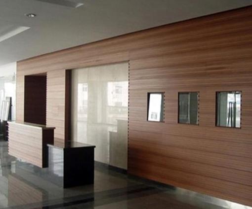 吸音板生态木-|生态木吸音板|木塑吸音板|生态木吸音
