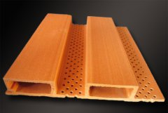 长城生态木吸音板
