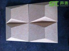 聚酯纤维空间吸声体