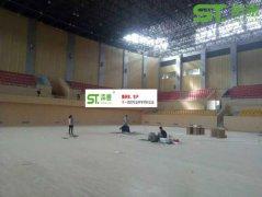 广西贺州体育馆声学工程案例